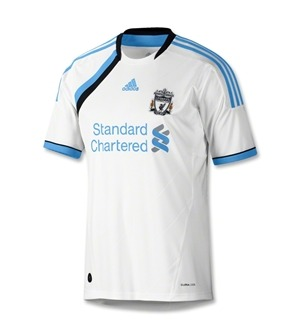 liverpool third shirt11 Best and Worst Premier League Shirts of 2011 12