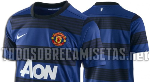 man united away shirt 01 Best and Worst Premier League Shirts of 2011 12