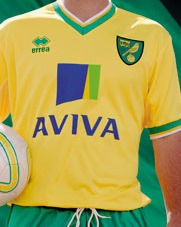 norwich city home shirt11 Best and Worst Premier League Shirts of 2011 12