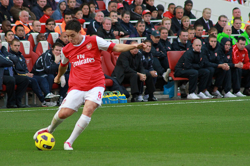 Samir Nasri to a Premier League Rival Is The Wrong Direction For Arsenal