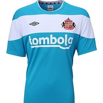 sunderland away shirt1 Best and Worst Premier League Shirts of 2011 12
