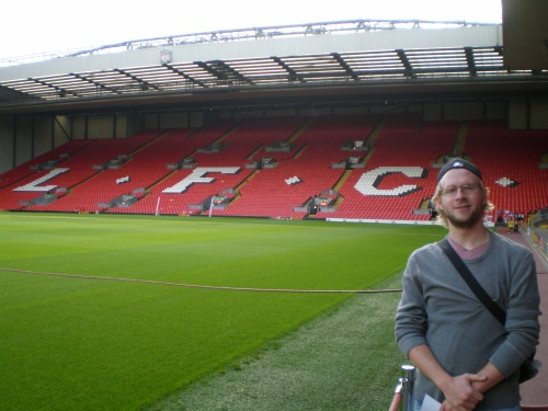 anfield1 Adventures of an American Liverpool Supporter At Anfield