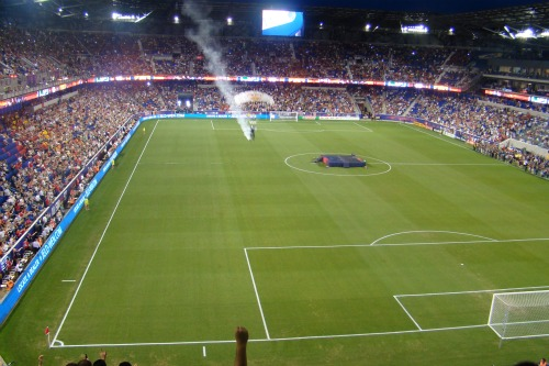 fireworks mls all star game1 Manchester United 2011 US Tour: In Pictures