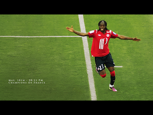 gervinho1 Gervinho Looks to be Arsenals First Major Signing of the Summer