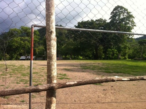 la pintada soccer field1 Finding it Hard to Avoid Soccer in Futbol Loving Honduras