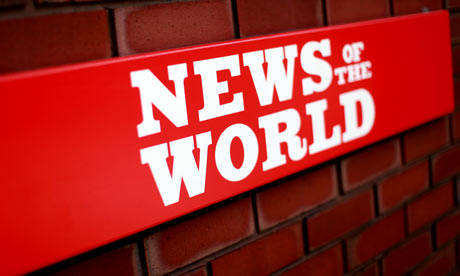 news of the world1 News Of The World To Close After Sundays Last Edition