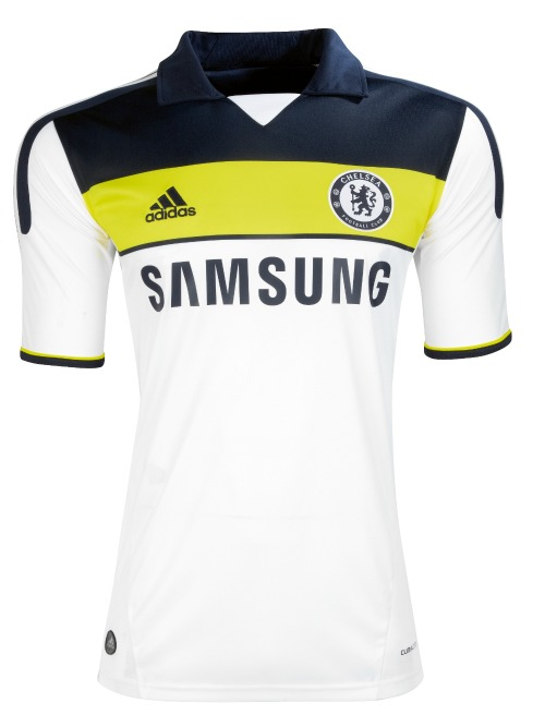 adidas Chelsea FC 3rd Kit1 Chelsea Reveals Third Shirt for 2011 12 Season: Official Photo