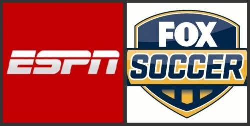 espn fox soccer logos1 ESPN Beats FOX Soccer In Opening Day of Premier League TV Coverage