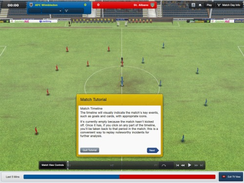football manager 2012 screenshot 31 Football Manager 2012: Photos and Videos And More Than 800 New Features