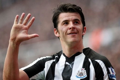 joey barton1 Why Tottenham Needs to Sign Newcastles Joey Barton