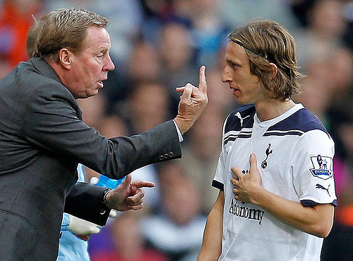 luka modric2 Luka Modric Completes £30m Move from Spurs to Real Madrid: The Daily EPL