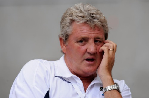 steve bruce1 How Secure is Steve Bruce's Position at Sunderland?