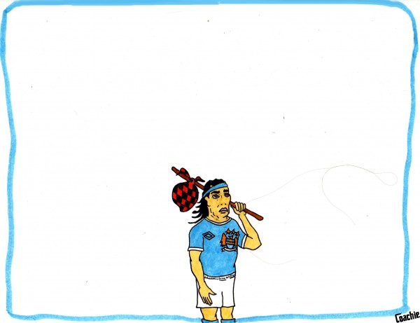 Carlos Tevez Manchester City Controversy 600x461 Why Manchester City Is Treading On Thin Ice With Carlos Tevez