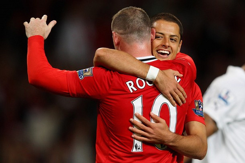 rooney hernandez Will December See Manchester United Catch Up With City?