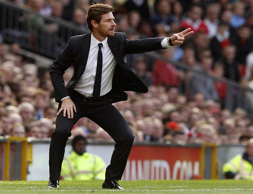 andre villas boas1 Chelsea In Transition: Villas Boas Struggling With Underperforming, Egotistical, Infighting, Aging Footballers