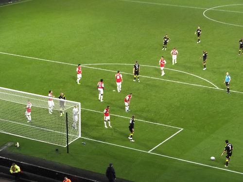 arsenal bolton Arsenal 2 1 Bolton Wanderers: Carling Cup Match Report