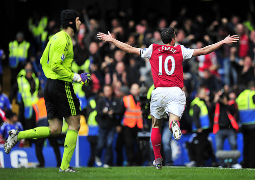 robin van persie Premier League Sunday, Gameweek 32: Open Thread
