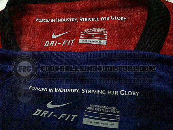 Manchester United 12 13 nike away leaked 41 Manchester United Away Shirt For 2012 13 Season: Leaked Photo