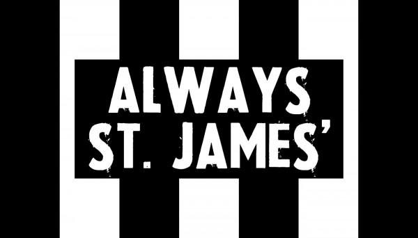 always st james 1 600x342 Its Always St. James Park To Me