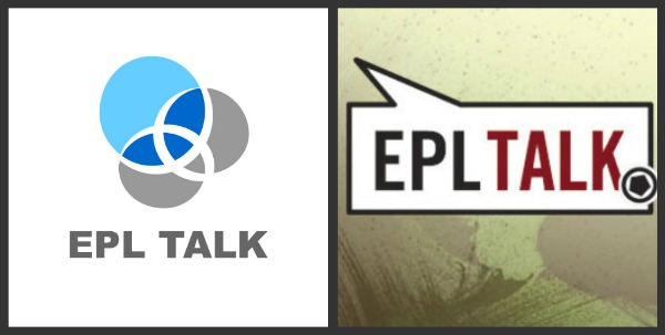 epl talk logos2 EPL Talk Turns Six Years Old