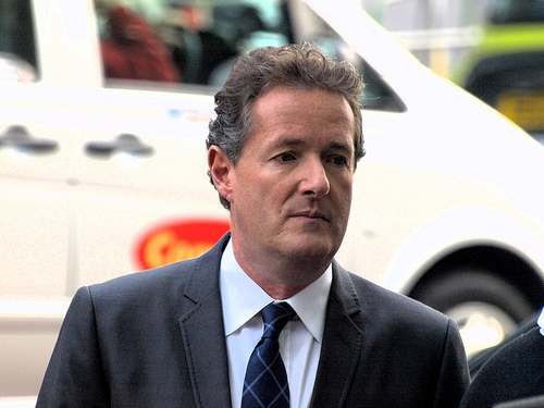 piers morgan Piers Morgan Joins FOX As Studio Analyst For Upcoming Premier League Games
