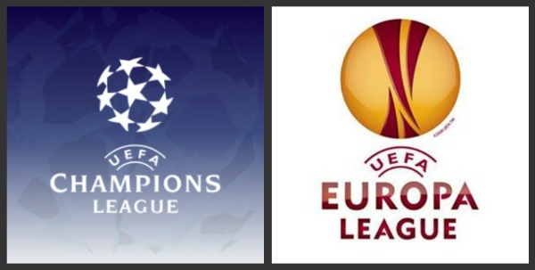champions league europa league Premier League Sides Face Tough Opposition in Champions League and Europa League Draws