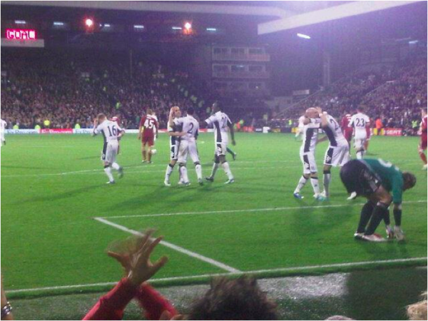 fulham wolfsburg 600x450 What Its Like To Experience English Football Games In Person