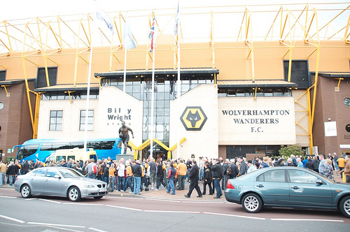 molineux1 Wolves 2 1 Sunderland: From Villains to Heroes