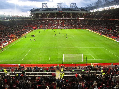 old trafford Manchester Utd Condemns Anti Liverpool Chanting Heard At Old Trafford: The Nightly EPL