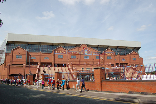 villa park What Its Like To Experience English Football Games In Person