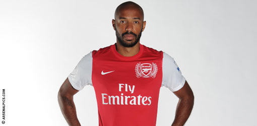 arsenal thierry henry Thierry Henry Transfer, A Step in the Wrong Direction?