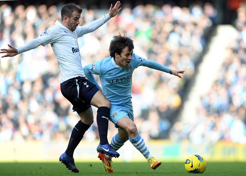 david silva Who Will Win the PFA Player of the Year Award?