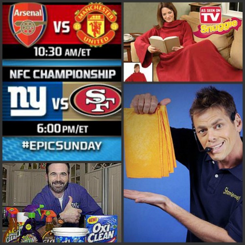 epic sunday infomercials Arsenal Man Utd Premier League Game Wont Be Shown Live On 6 FOX Stations