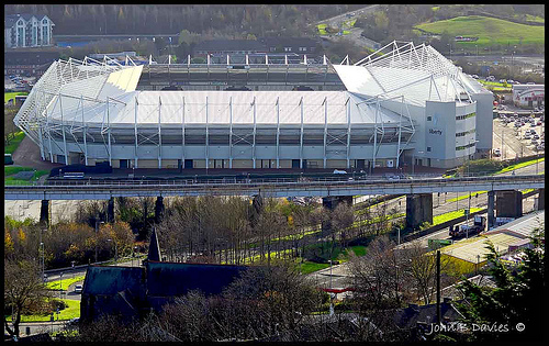 liberty stadium Swansea City Is At Liberty to Reach New Heights This Season