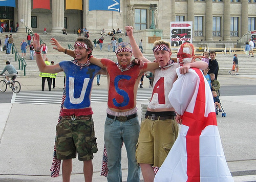 soccer fans usa england Tell Us Your Stories of How You Converted Your Friends to Become Soccer Fans