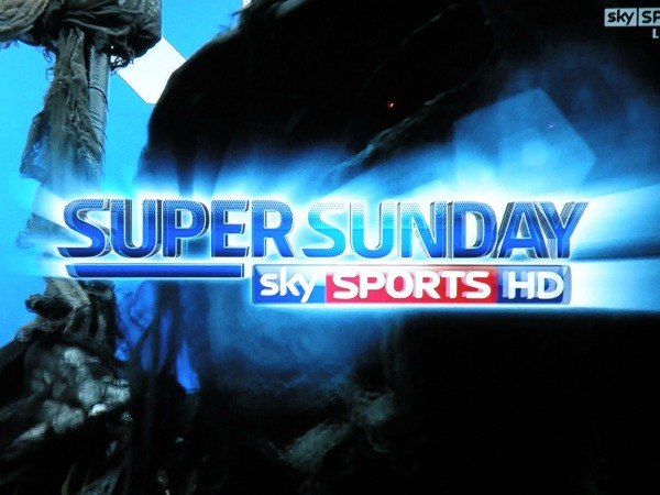 super sunday sky Premier League Super Sunday, Gameweek 22: Open Thread
