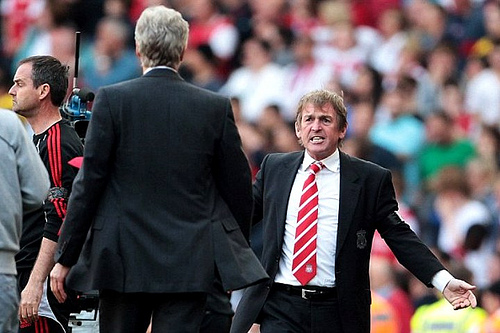 wenger dalglish Arsene Wenger and Kenny Dalglish are Untouchable, For Better or for Worse
