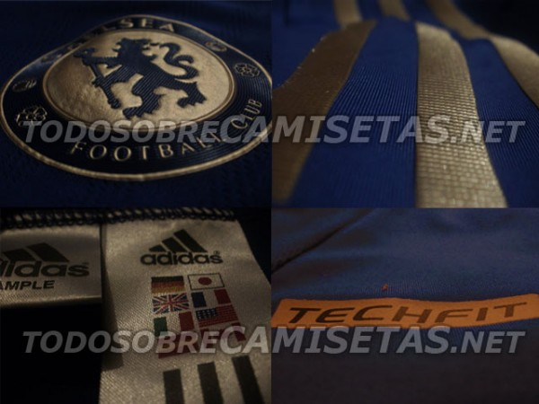 chelsea home shirt 31 600x450 Chelsea Home Shirt for 2012 13 Season, The Real One: New Leaked Photos