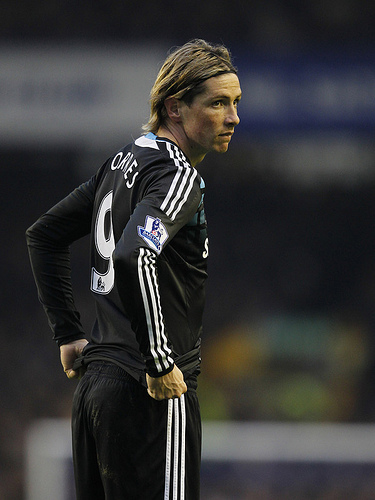 fernando torres2 Fernando Torres is Having an Undervalued Season for Chelsea