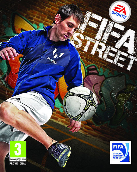 fifa street FIFA Street 12: Video Previews of the New Game From EA Sports