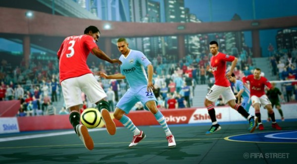 fifa street 12 600x333 FIFA Street TV Ad Starring Wayne Rooney, Lionel Messi And Co.