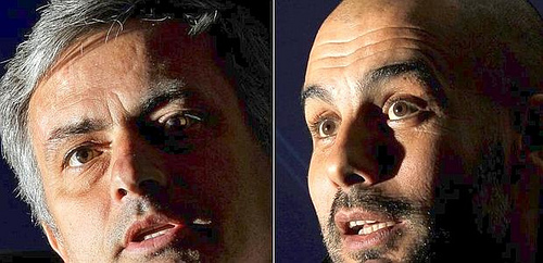 mourinho guardiola Mourinho and Guardiola Heading to England Would Take EPL to Next Level
