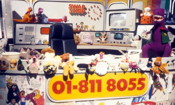 multi coloured swap shop 600x360 Our Love Affair With Saturday Morning TV Cartoons and Premier League Football
