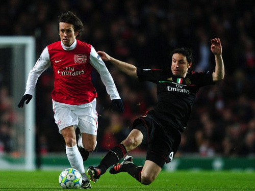 Tomas Rosicky The Revitalization of Tomas Rosicky