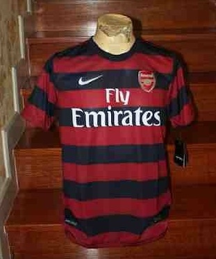 arsenal away shirt1 Is This Arsenals Away Shirt for the 2012 13 Season? [PHOTO]