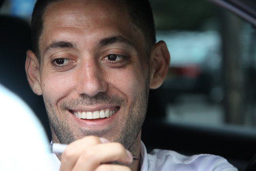 clint dempsey Clint Dempsey is Having An Americans Best Season Ever in the Premier League