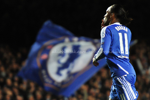 didier drogba Analyzing Chelsea's Success Against Barcelona