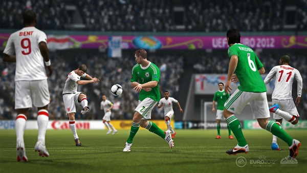 euro 2012 video game england germany UEFA Euro 2012 Video Game Trailer [VIDEO]