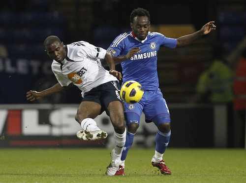 fabrice muamba Fabrice Muamba In Stable Condition In Hospital After Collapsing During FA Cup Match
