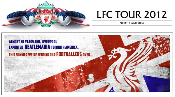 liverpool summer us tour 2012 Liverpool Officially Announces 2012 Summer Tour of United States